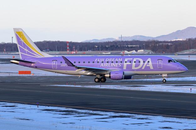 ERJ-175 FDA JA16FJ violet color