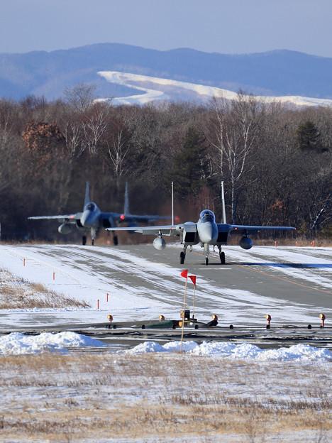 F-15 2020初撮り (1)
