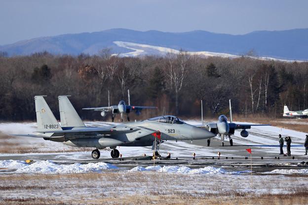 F-15 2020初撮り (2)