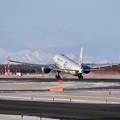 Photos: Boeing777 CAL 視程良好