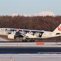 Photos: A350-900 JAL JA04XJ landing