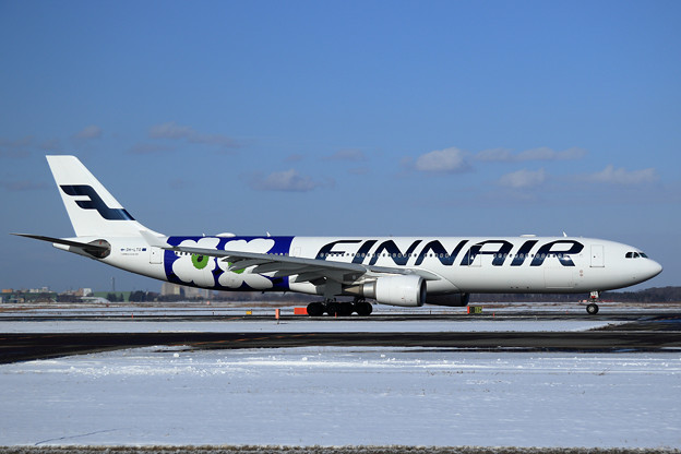 A330 Finnair OH-LTO Unikko Livery (1)