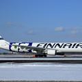 Photos: A330 Finnair OH-LTO Unikko Livery (1)