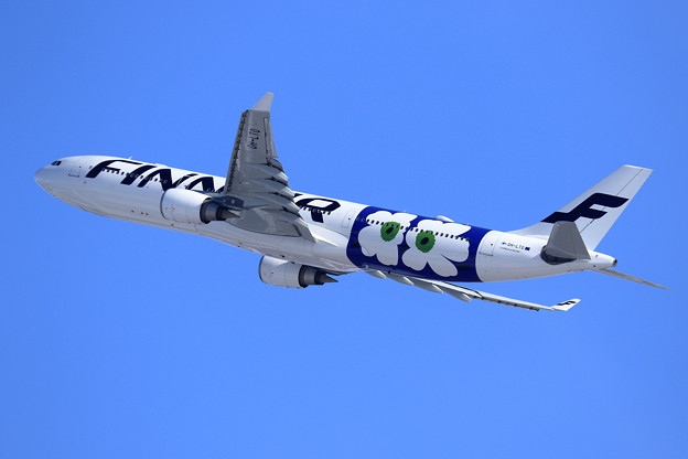 A330 Finnair OH-LTO Unikko Livery (2)