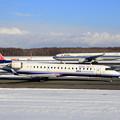 Photos: CRJ700 IBEXとA330 CCA