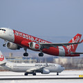 Photos: A320 AirAsia Japan JA03DJ takeoff