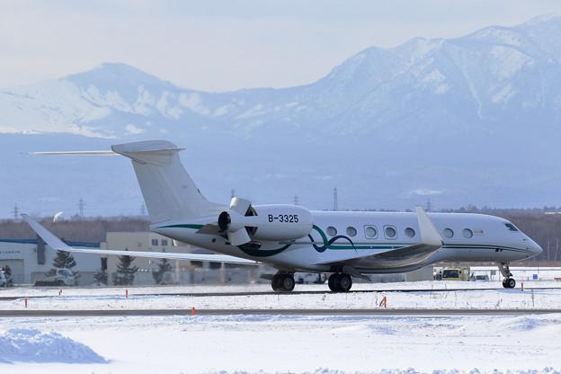 Gulfstream G650 B-3325 Deer Jet(2)