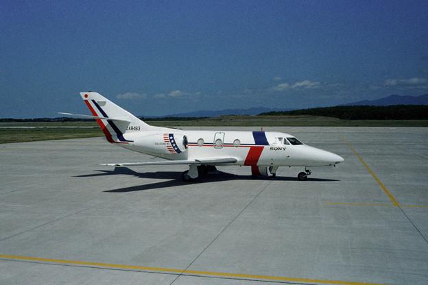 Falcon10 JA8463 SONY RJSK 1982