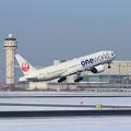 Photos: Boeing777 JAL JA771J takeoff