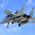 Photos: F-15J 905 201sq approach