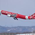 A330-900 Thai AirAsiaX HS-XJA takeoff