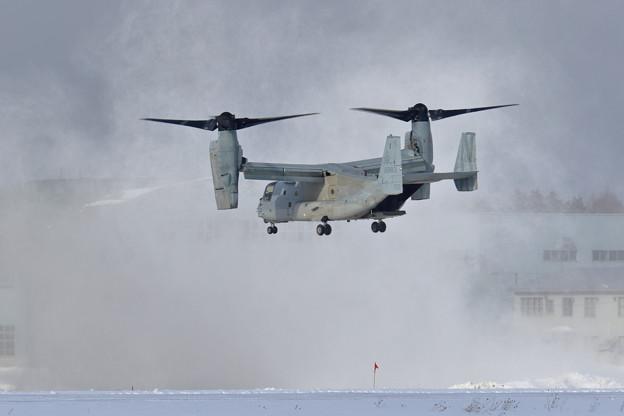 Photos: MV-22B 168283 ET-02 VMM-262 landing (2)