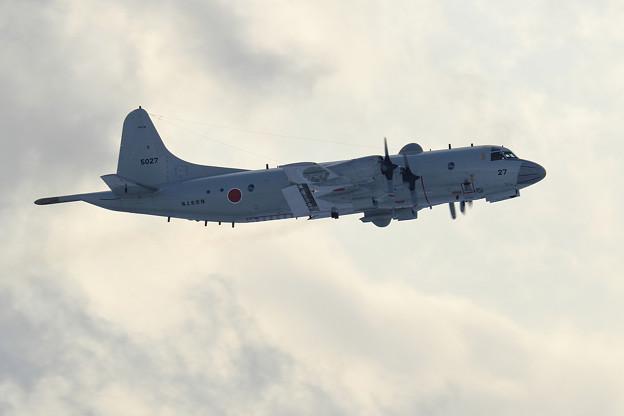 P-3C 5027 VP-2 takeoff