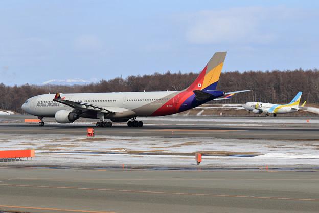 A330 Asiana HL7747+ADO