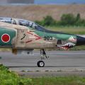 Photos: RF-4E 47-6903 CTS 2010.07 (2)