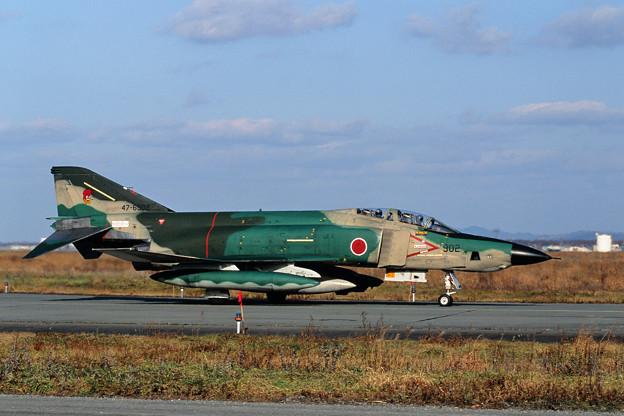 Photos: RF-4E 47-6902 CTS 1990頃