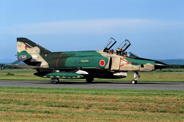 RF-4E 47-6904 CTS 1993頃