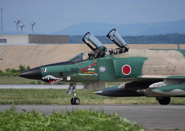 Photos: RF-4E 57-6912 CTS 2010.07 (2)