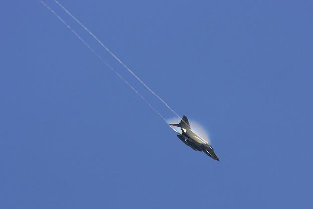 RF-4E CTS 501sq takeoff 2012.08