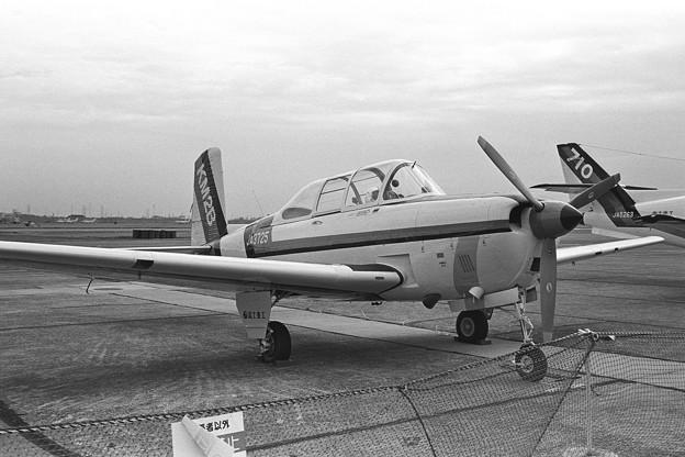 Fuji KM-2B JA3725 入間1979.11