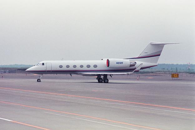 Gulfstream IV-SP N212K CTS