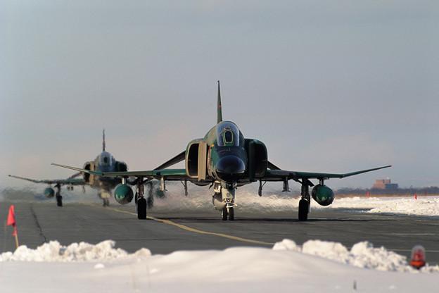 Photos: RF-4EJ 501sq CTS 2000頃 (1)