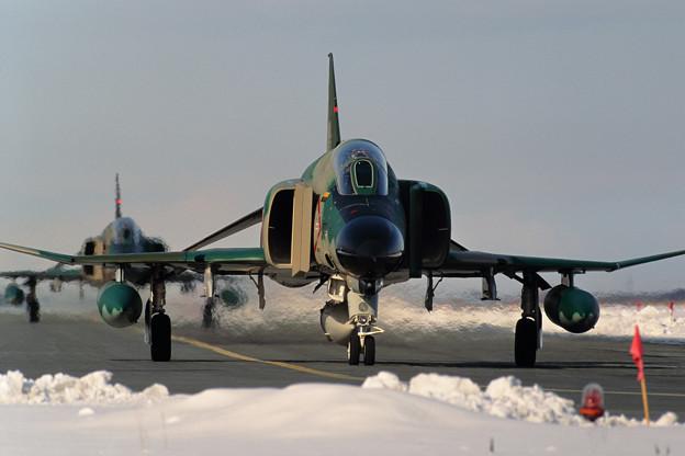 RF-4EJ 501sq CTS 2000頃 (2)