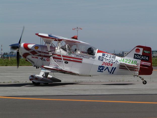 Pitts S-2C JA22AR AIRock OKD 2004.09(4)