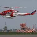 Photos: Bell 412SP JA6636 さつぽろ OKD 2008.05(1)