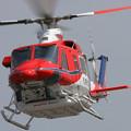 Photos: Bell 412SP JA6636 さっぽろ OKD 2008.05(2)
