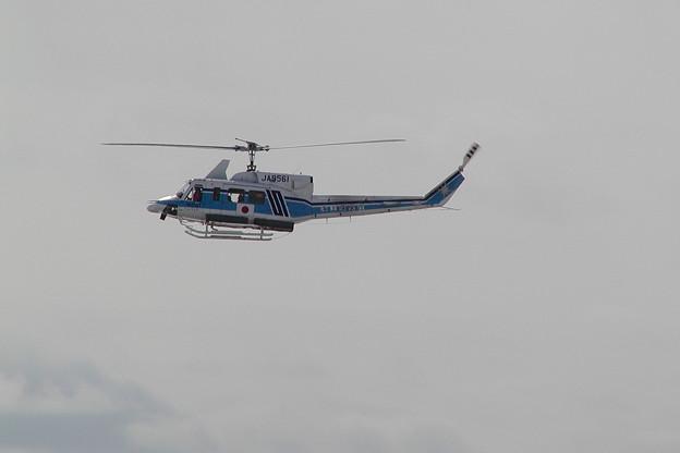 Bell 212 JA9561 たんちょう HKD 2005.03