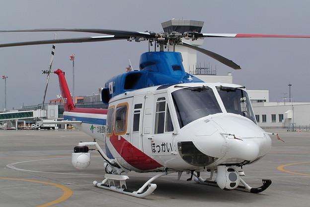 Bell 412EP JA6797 ほっかい HKD 2007.05