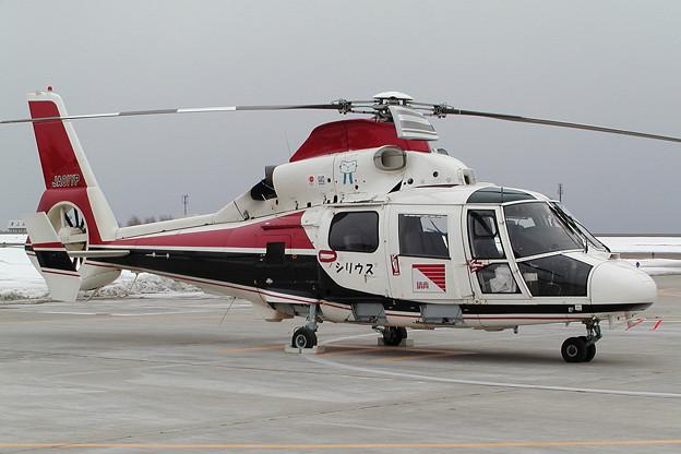 Eurocopter AS365N3 JA01YP シリウス HKD 2005.02