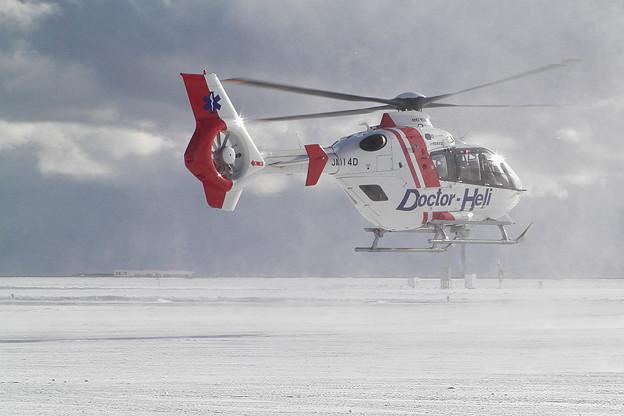 Eurocopter EC135P2 JA114D HKD 2005.12