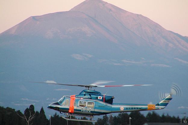Bell 412EP JA6771 はやと KOJ 2004.02
