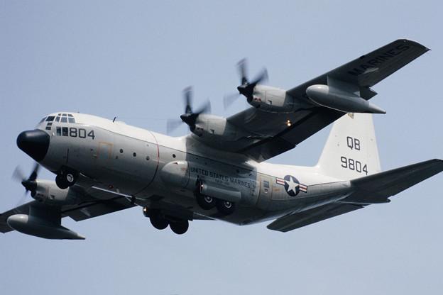 C-130F 149804 QB VMGR-352 USMC