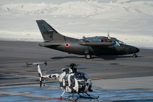 Mitsubishi LR-1 JG2013 [N]+OH6D 1994.03