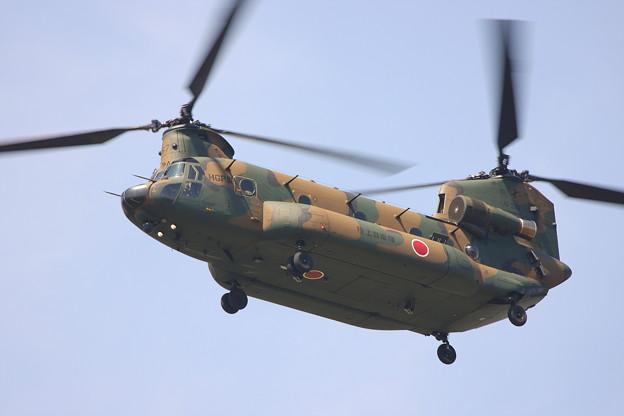 Kawasaki CH-47JA 52967 HGPIII OKD 2009.07