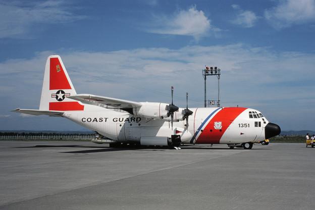 C-130B 1351 USCG CTS 1982.08