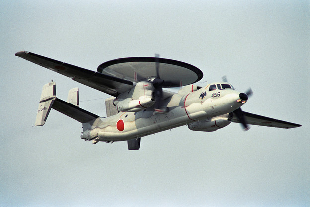 E-2C 54-3456 601sq CTS 1988.08