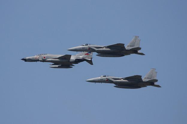F-4EJ 8345 302sq CTS Last Flight 2011.08