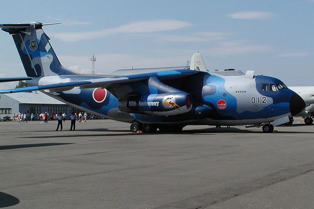 C-1 1012 2TAG JASDF50thSP 2004.08