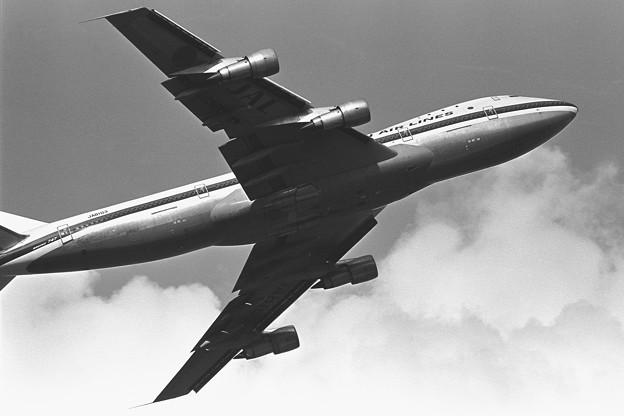 B747-146 JA8103 JAL CTS 1980.04