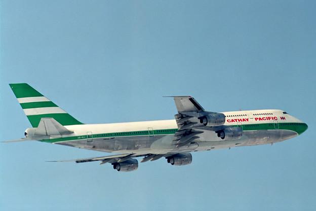 B747-367 VR-HIJ CPA CTS 1992.01