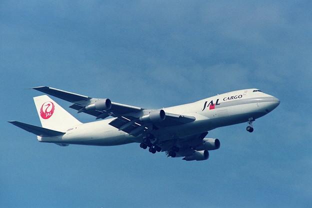 B747-246F JA8144 JAL CTS 1992.06