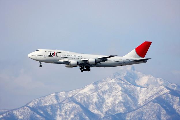 B747-446 JA8084 JAL CTS 2011.02