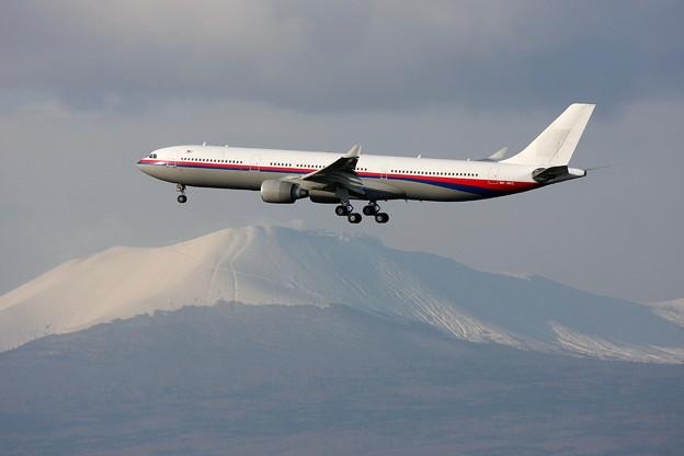A330-300 9M-MKC CTS 2012.11