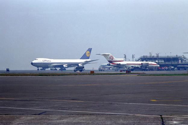 羽田空港 1973 (1)