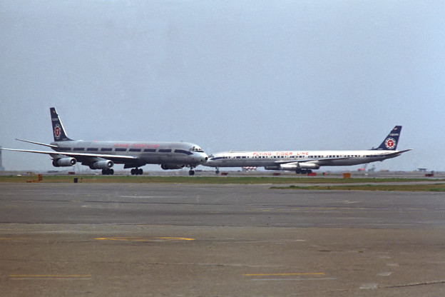 羽田空港 1973 (2)