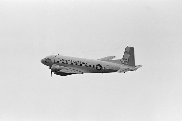 C-117 Skytrain 50804 NFA KADENA MSJ1980.09